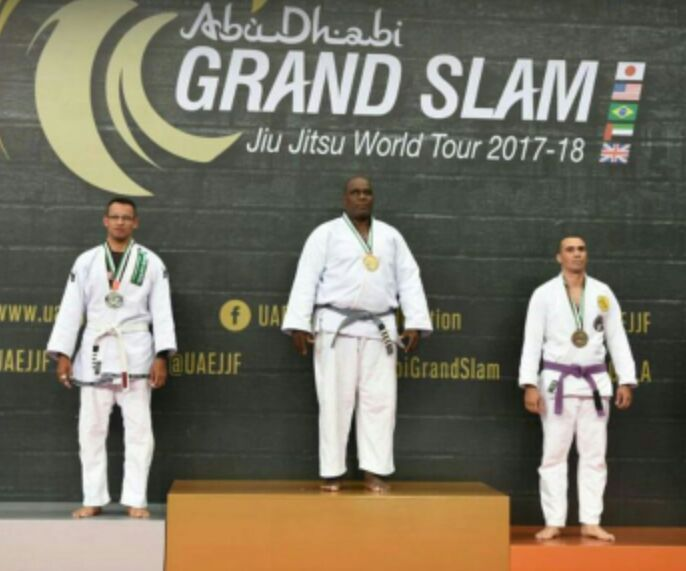 Abù Dhabi Grand Slam Jiu Jitsu World Tour 2017-18