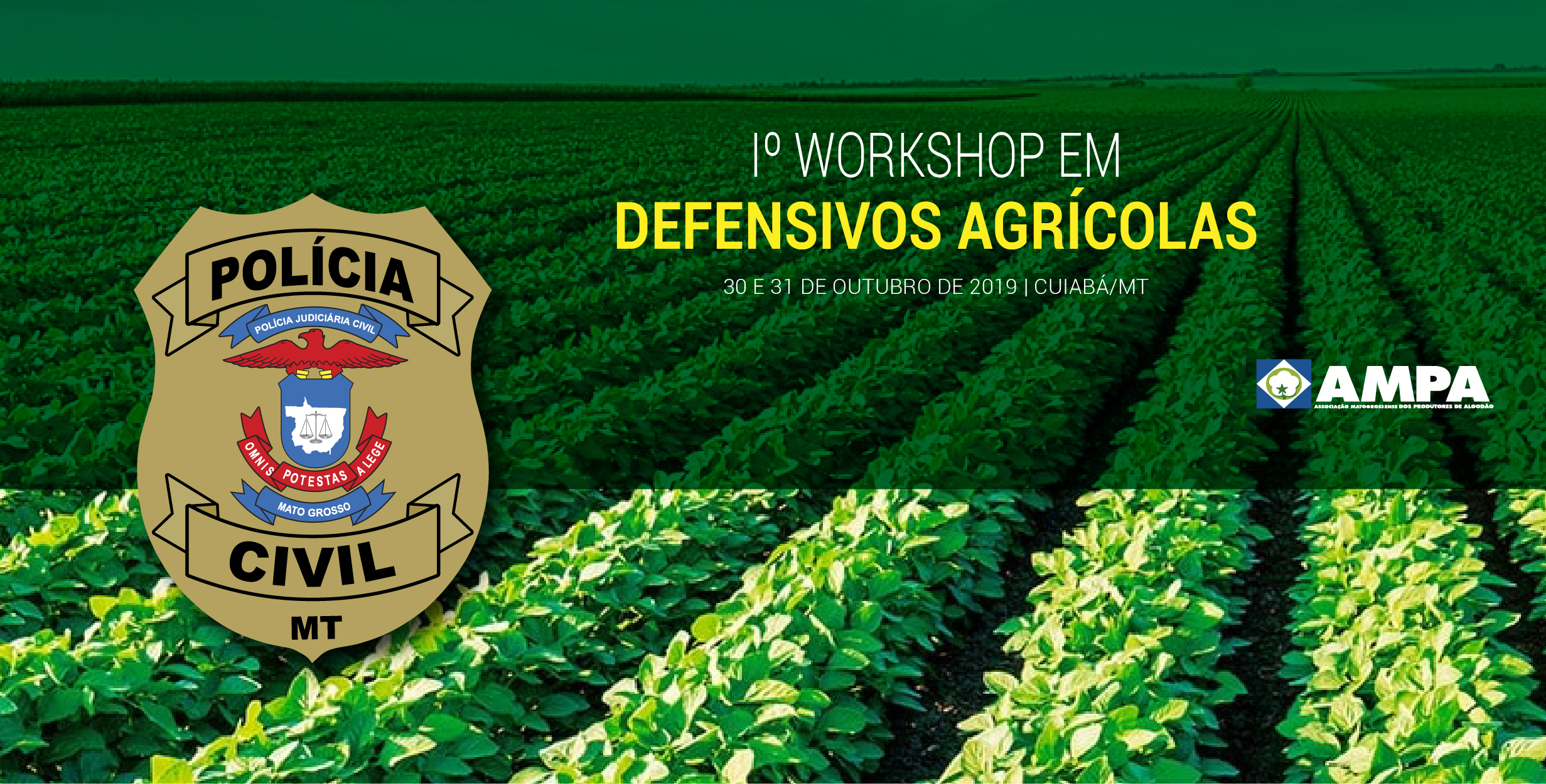 PJC - Workshop em Defensivos Agrícolas
